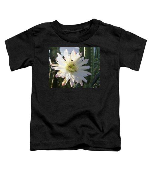 Flowering Cactus 5 Toddler T-Shirt