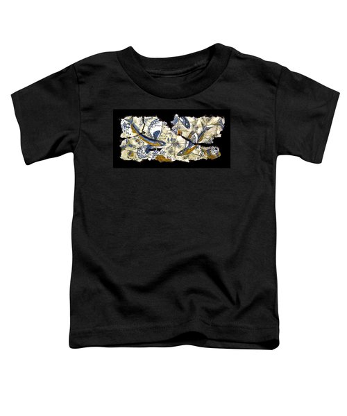 Flying Fish No. 3 Toddler T-Shirt