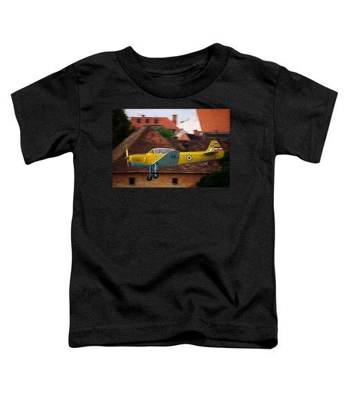 Flying Low Toddler T-Shirt