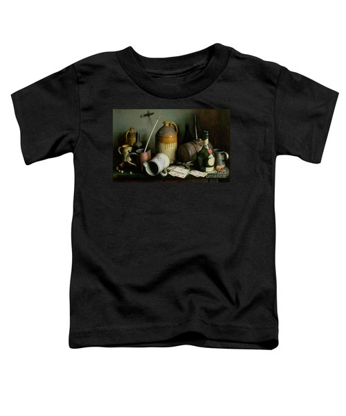 Foes In The Guise Of Friends Toddler T-Shirt