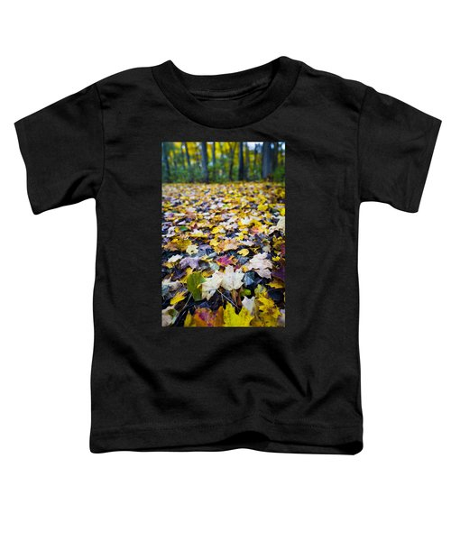 Toddler T-Shirt featuring the photograph Foliage by Sebastian Musial