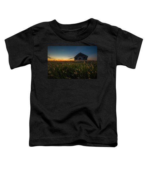 Forgotten On The Prairie Toddler T-Shirt