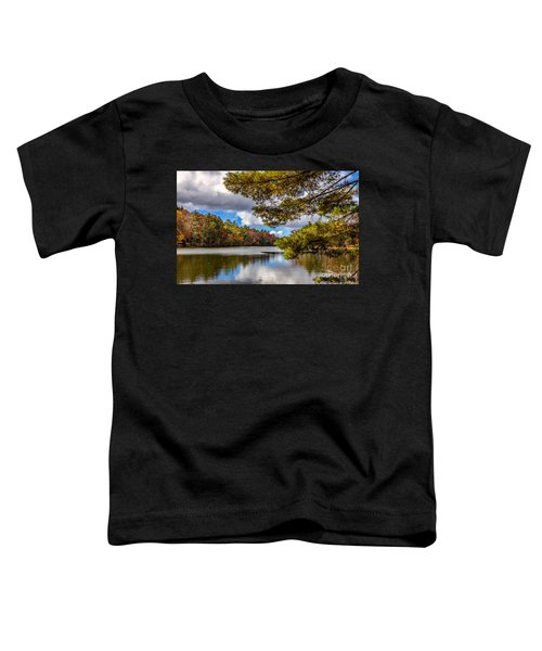 Fort Mountain State Park Toddler T-Shirt