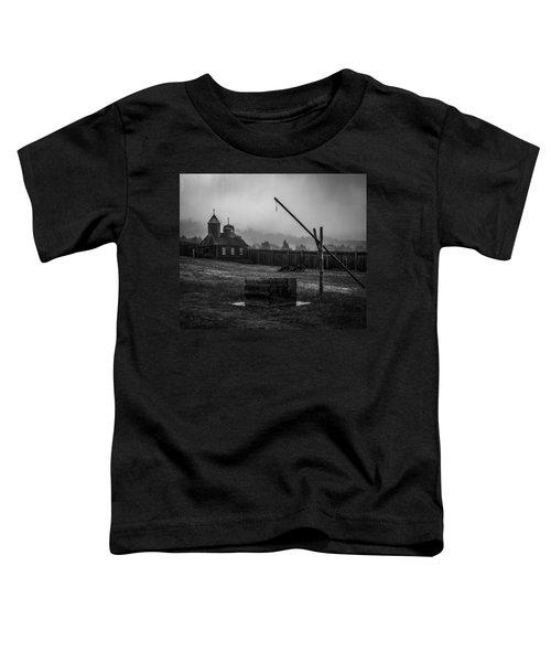 Fort Ross Toddler T-Shirt