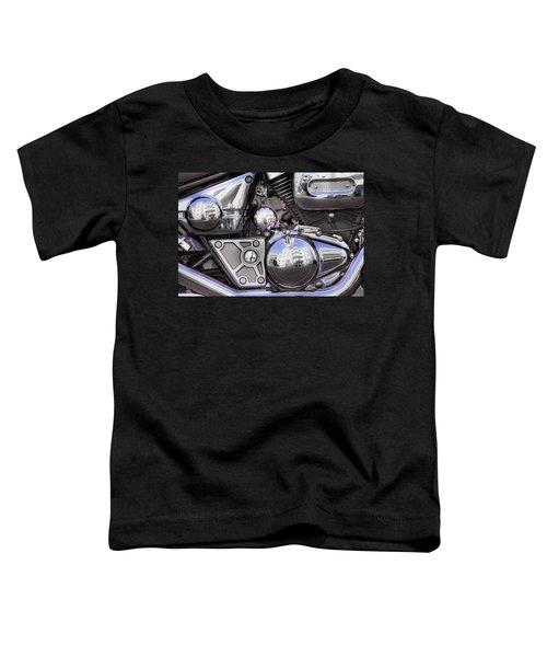 Four-stroke Toddler T-Shirt