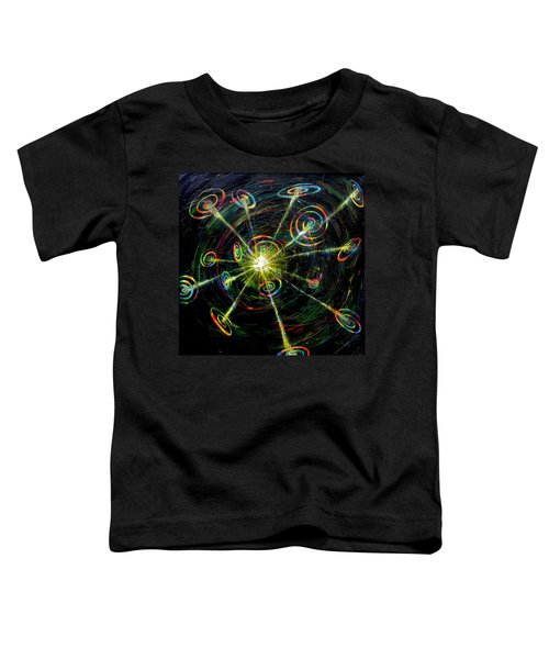 Fourth Day Of Creation Toddler T-Shirt