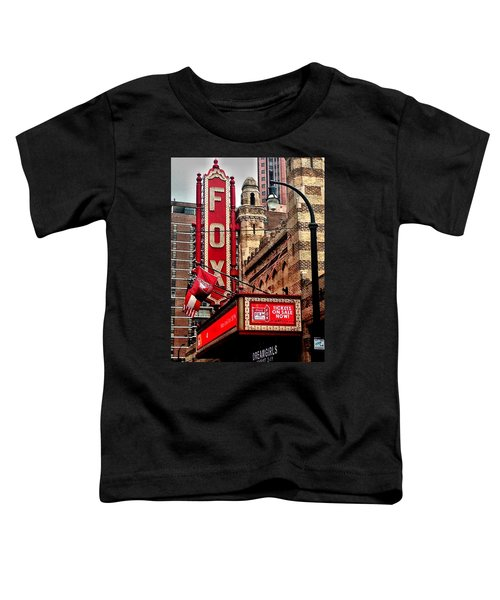 Fox Theater - Atlanta Toddler T-Shirt
