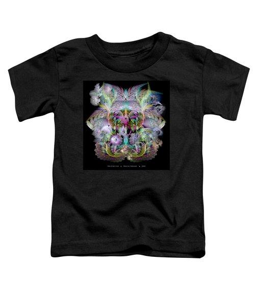 Fractal Grasses Toddler T-Shirt