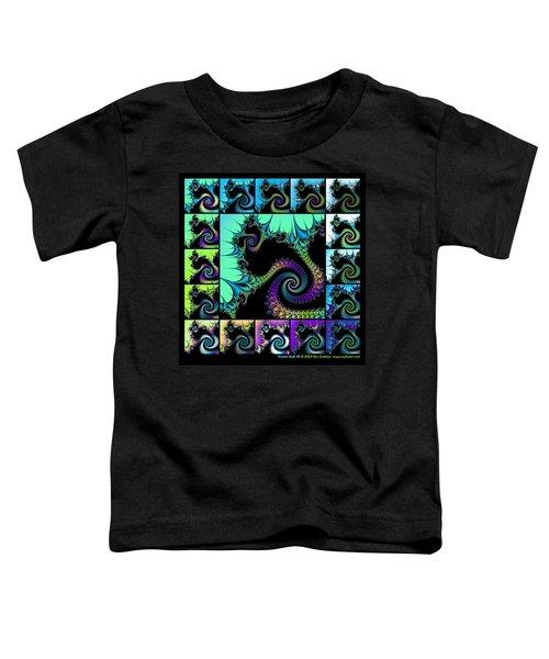 Fractal Quilt 5  Toddler T-Shirt
