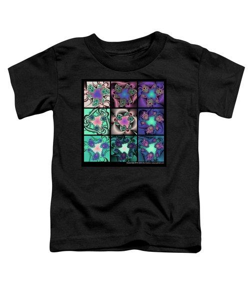 Fractal Quilt 9  Toddler T-Shirt