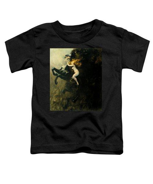 Frenzy Toddler T-Shirt