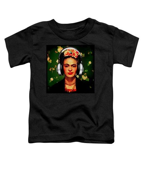 Frida Jams Toddler T-Shirt
