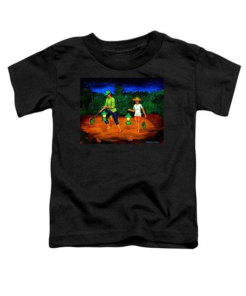 Frog Hunters Toddler T-Shirt