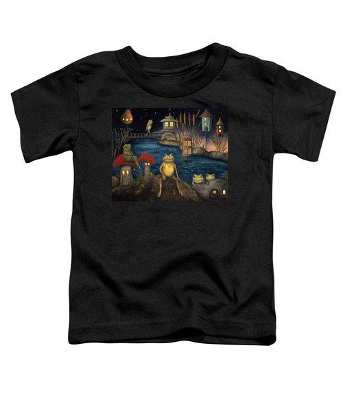 Frogland Toddler T-Shirt