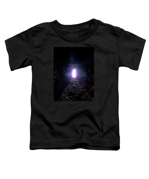 From Dark To Bright Toddler T-Shirt by Marc Philippe Joly