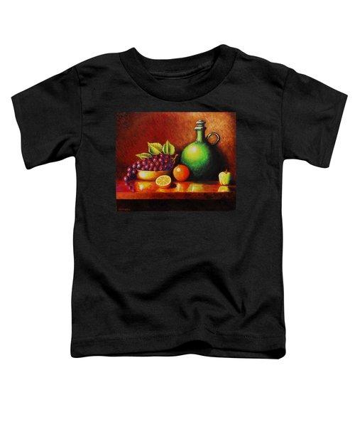 Fruit And Jug Toddler T-Shirt