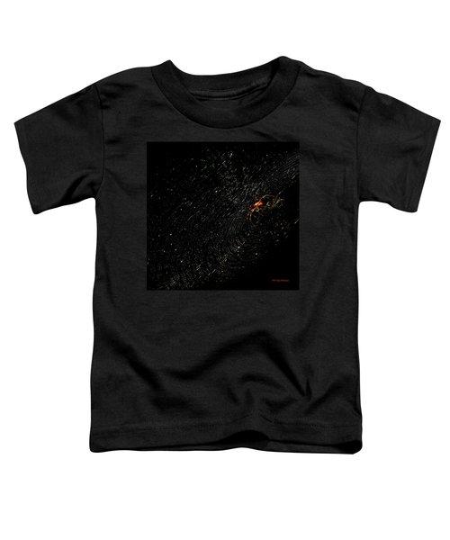 Galaxy Web Toddler T-Shirt