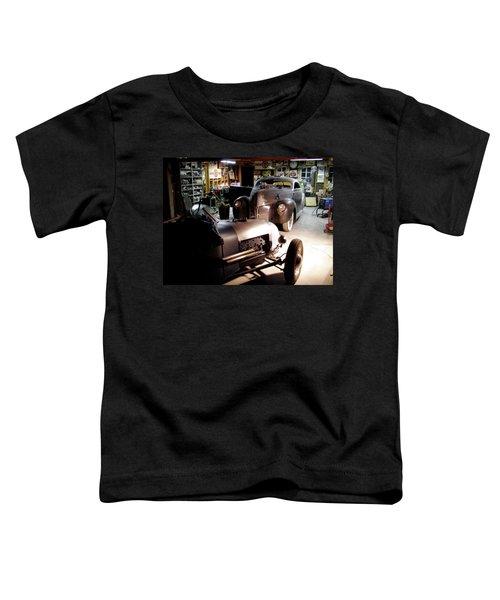 Garage Tour Toddler T-Shirt