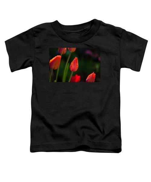 Garden Tulips Toddler T-Shirt