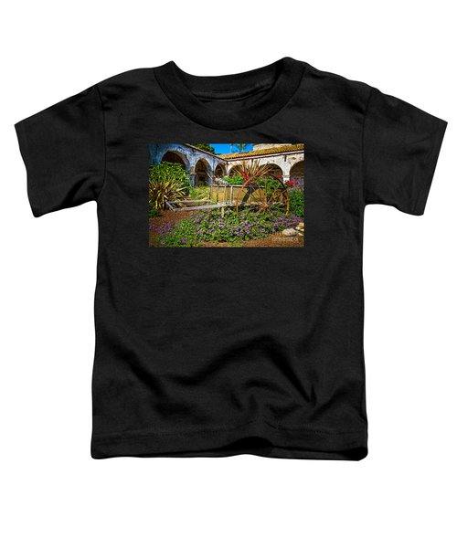 Garden Wagon Toddler T-Shirt