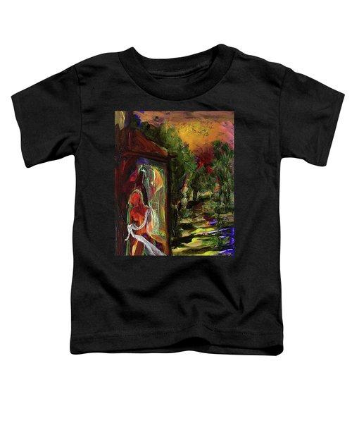 Gauguin's Polynesia  Toddler T-Shirt