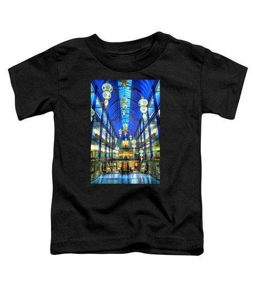 Gaviidae Common Architecture Toddler T-Shirt