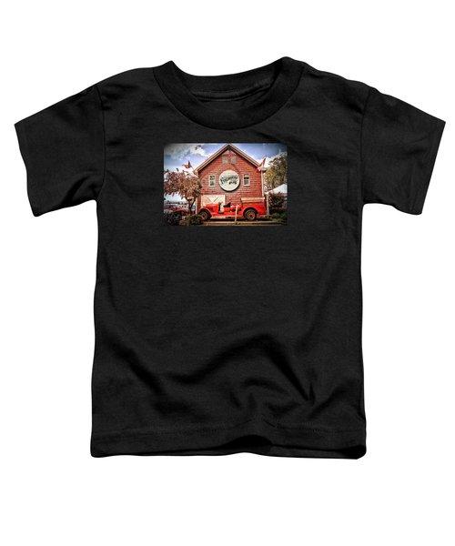 Geneva On The Lake Firehouse Toddler T-Shirt