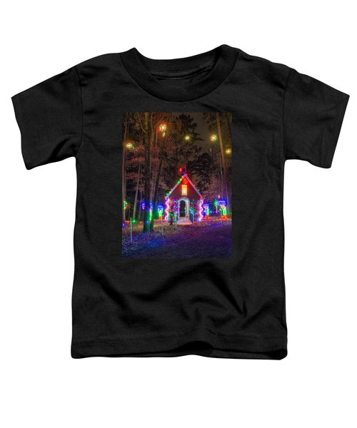 Ginger Bread House Toddler T-Shirt