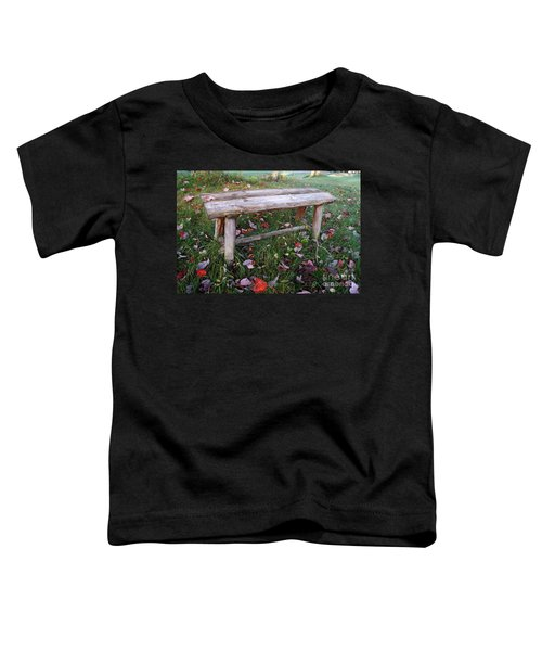 Ginny's Bench Toddler T-Shirt