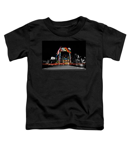 Ginza At Night Toddler T-Shirt