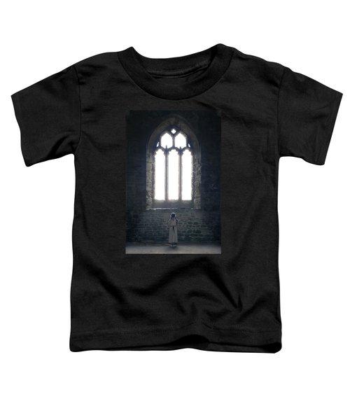 Girl In Chapel Toddler T-Shirt