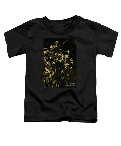 Glowing Orchids Toddler T-Shirt
