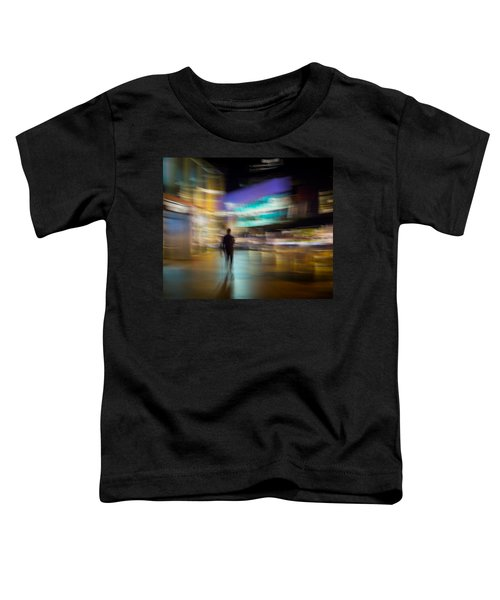 Toddler T-Shirt featuring the photograph Golden Temptations by Alex Lapidus