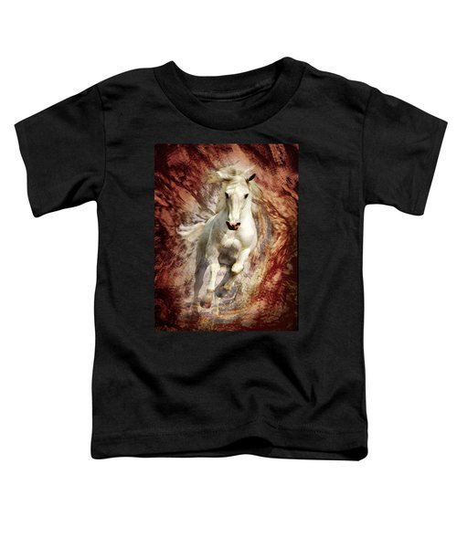 Golden Thunder Toddler T-Shirt