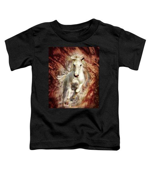 Golden Thunder Toddler T-Shirt