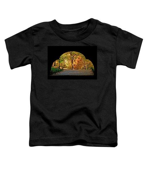 Golden Underpass Toddler T-Shirt