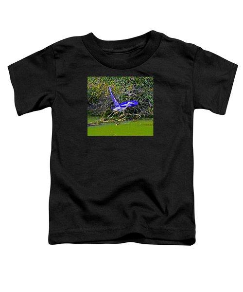 Gr8 Heron Flight Toddler T-Shirt