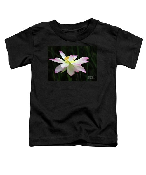 Graceful Lotus Toddler T-Shirt