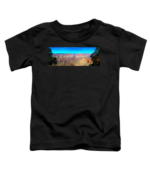Grand Canyon Panorama Toddler T-Shirt