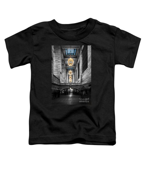 Grand Central Station IIi Ck Toddler T-Shirt