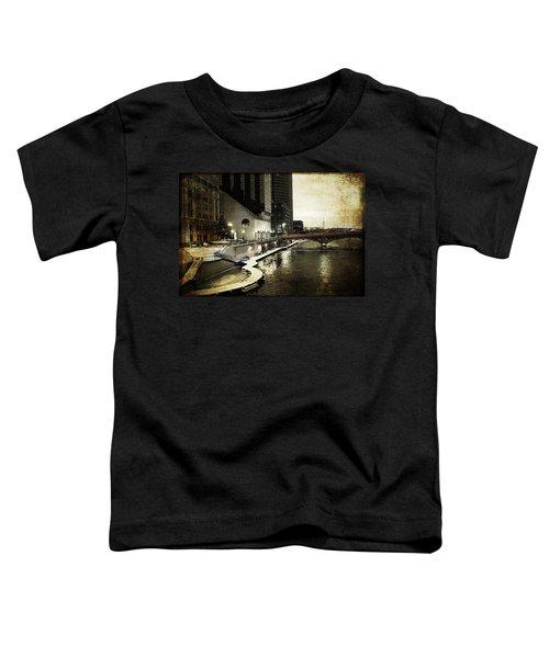 Grand Rapids Grand River Toddler T-Shirt