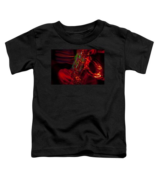 Toddler T-Shirt featuring the photograph Great Sax by Alex Lapidus