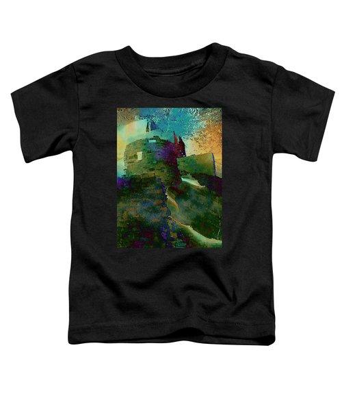 Green Castle Toddler T-Shirt