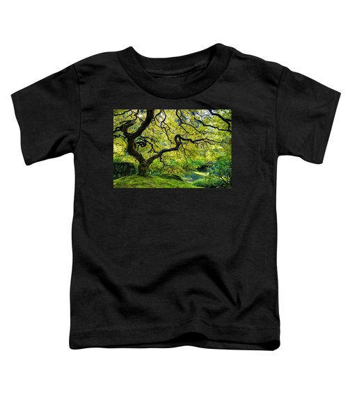 Green Toddler T-Shirt