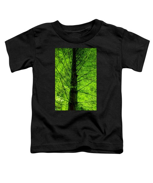 Green On Green Toddler T-Shirt