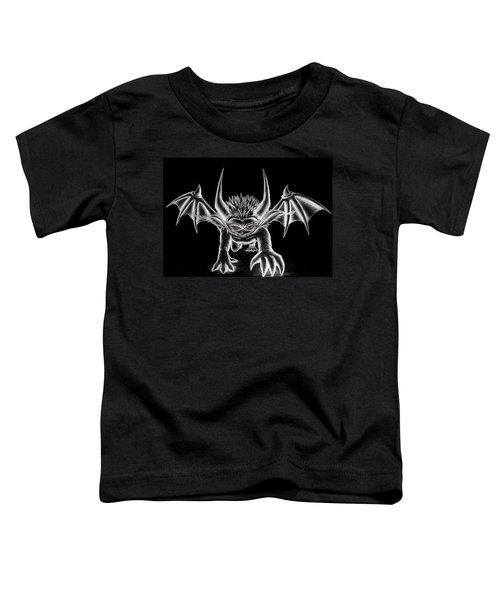 Grevil Chalk Toddler T-Shirt