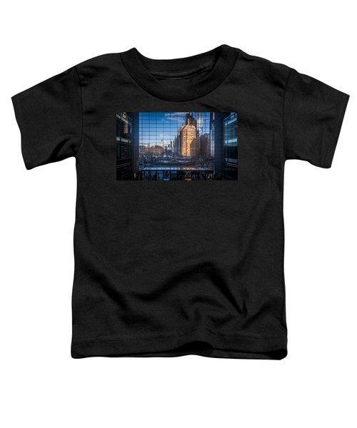 Grid Toddler T-Shirt