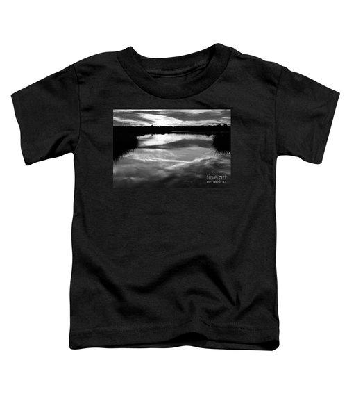 Guana Beach Reflections Toddler T-Shirt