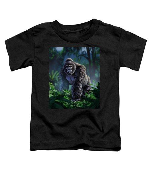 Guardian Toddler T-Shirt by Jerry LoFaro