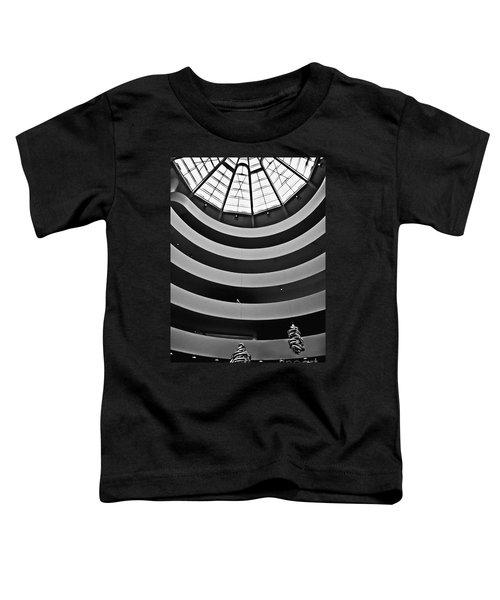 Guggenheim Museum - Nyc Toddler T-Shirt